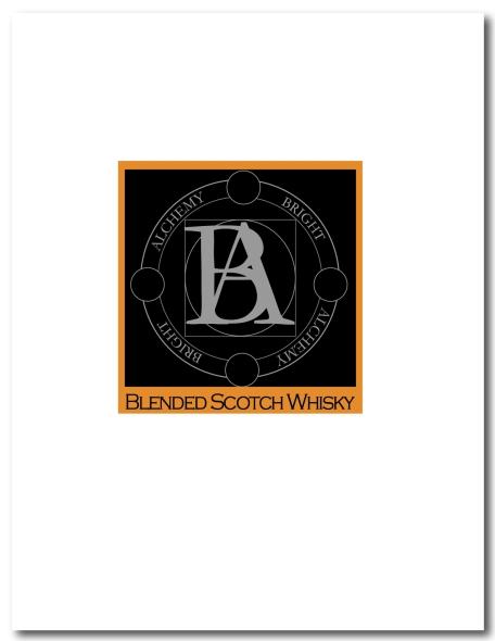 Logo for a alcoholic beverage company.