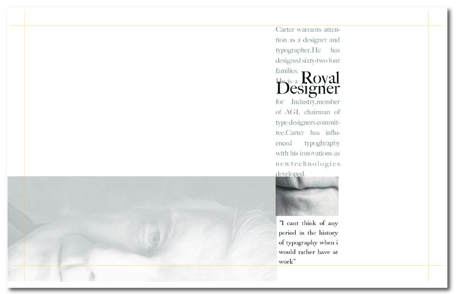 Typographic spread 4