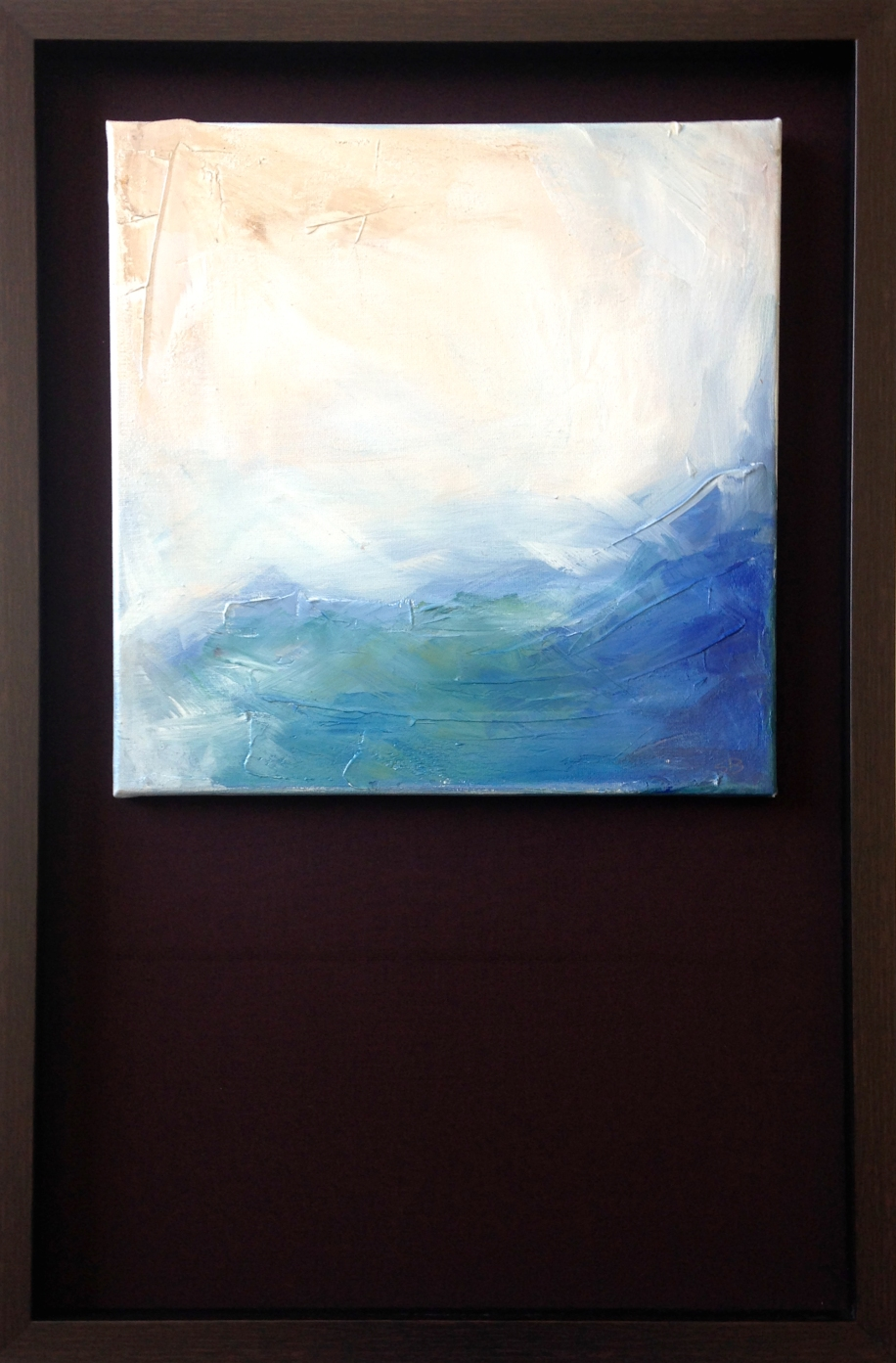 Original 'Water' Framed